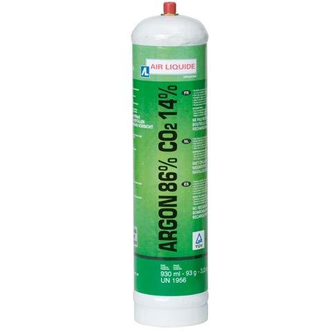 WELDTEAM cartouche de gaz jetable W000231297 argon co2