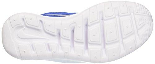 Nike Kaishi 2.0 Gs, Scarpe da Corsa Bambino Multicolore (Comet Blue/Wolf Grey-Binary Blue-White)