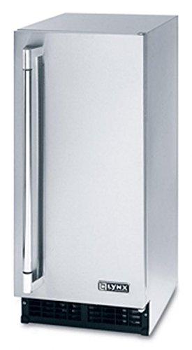 California Lynx Professional Edelstahl Eismaschine