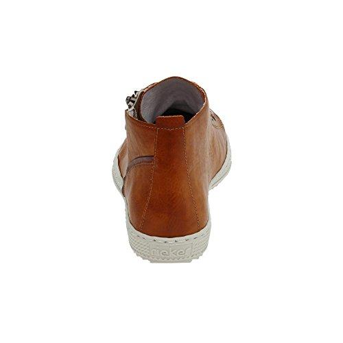 Rieker  L9413-24, Baskets pour femme Marron