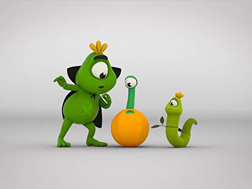 Halloween - Mülleimer Kostüm