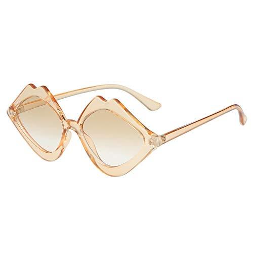 HEETEY Mode Sonnebrille Gespiegelte Linse Sunglasse丨Herren Pilotenbrille Polarisiert Pilotenbrille Polarisierte Sonnenbrille 丨Horn Gestell Halbrahmen Polarisierte Sonnenbrille