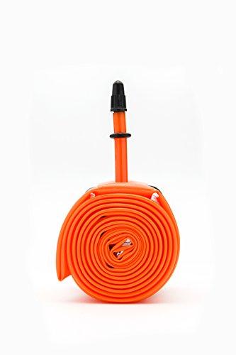 TUBOLITO Tubo-VTT-29 Chambre à air Mixte Adulte, Orange