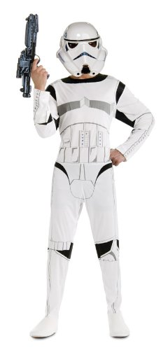 Imagen de star wars st 888571  disfraz de stromtrooper para adulto, color blanco, talla m alternativa