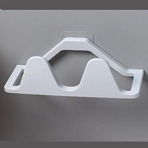 CHLCH Badeschuhe Haken Bad PunschhängenSchuheDrainageRackblau24,8 * 10 * 10,3 cm - Malibu-set Bett