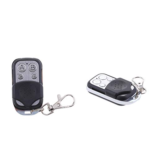 B Baosity 2X 433 42mHz Replacement Garage Gate Door Remote Control Opener  pour Came TOP432EE
