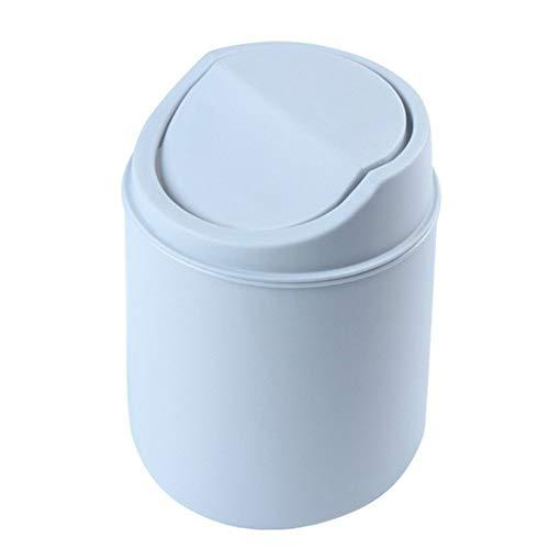 YA-Uzeun Papierkorb, für den Schreibtisch/den Schreibtisch grau -