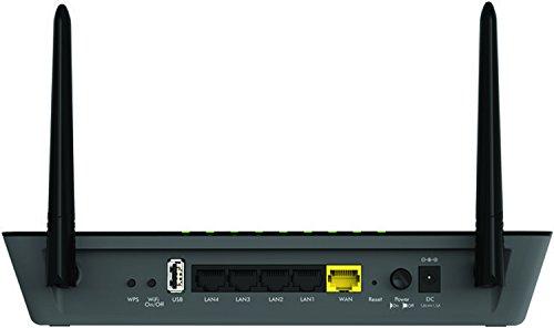 Netgear R6220 AC-1200 Smart WiFi Router with External Antennas