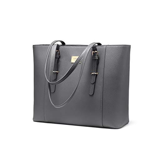 LOVEVOOK Bolsos Mujer Laptop Bag Large Women Tote