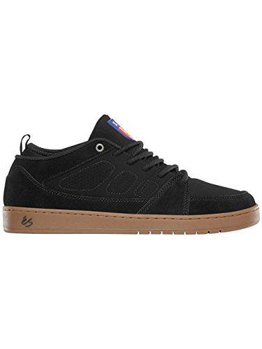 Chaussures de skate Homme ES SLB Mid Chaussures de skate Noir/gum