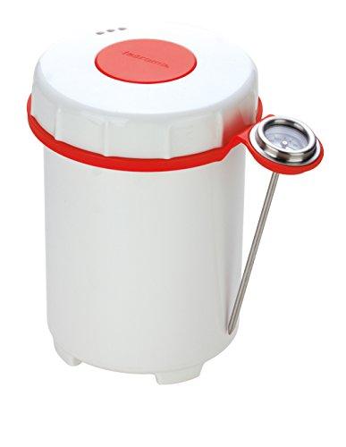 Tescoma Molde para fiambre con termómetro, Blanco
