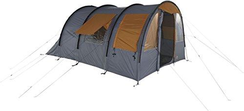 Grand Canyon Parks 5 - Familienzelt (5-Personen-Zelt), grau/orange, 302024 -