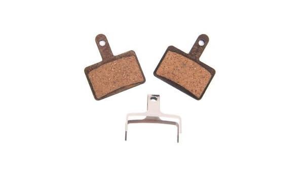 Organic Disc Resin Brake Pads Fits For TEKTRO Auriga AXT777 M355 M375 M395