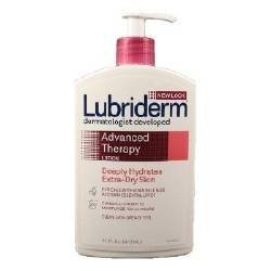 Lubriderm - Advanced Therapy Moisturizing Hand/Body Lotion - 16oz Pump Bottle (2 pack) by Pfizer