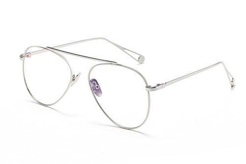 Embryform Gelehrte kontrastierende quadratische Brillen f¨¹r M?nner