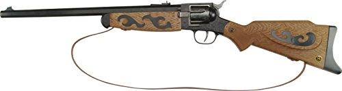 Schrödel- Carabine Jouet Buffalo Gun 12-Coups, 6048391, Taille Unique