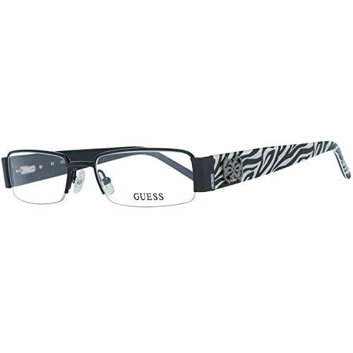 Guess Damen Brille Gu2220 B84 52 Brillengestelle, Braun,