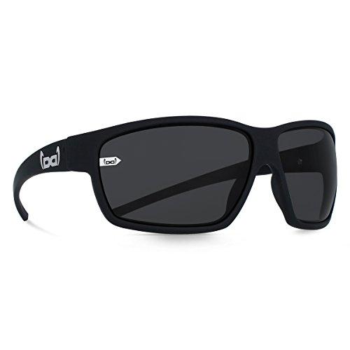 gloryfy unbreakable eyewear Sonnenbrille G15 black matt, schwarz