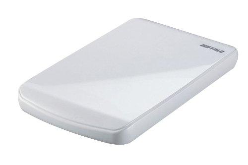 Buffalo MiniStation TM Lite 500GB White Externe Festplatte Weiß - Externe Festplatten (500 GB, 5400 RPM, Weiß) -