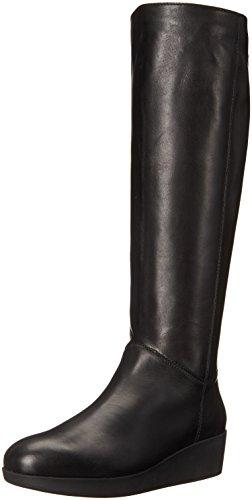 johnston-murphy-womens-darcy-rain-boot-black-leather-10-m-us