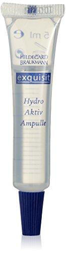 Hildegard Braukmann Exquisit femme/women, Hydro Aktiv Ampullen (3 x 5 ml), 1er Pack (1 x 15 ml) (Aktiv Serum)