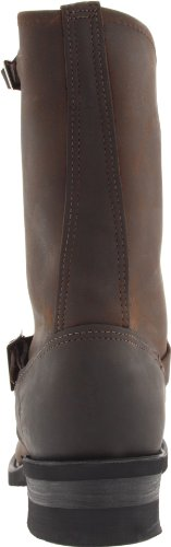 Frye Enginner 12R, Boots homme Marron (Gau)