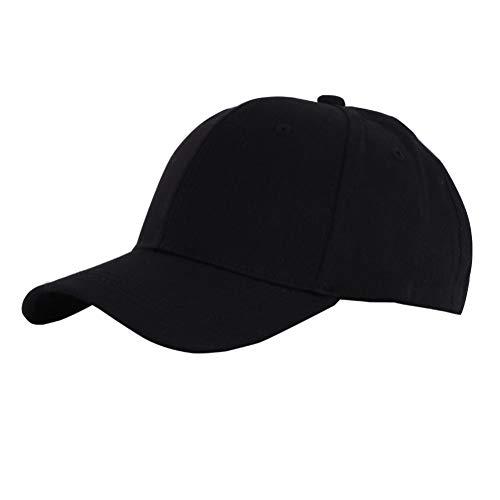 Low-profile-washed Twill Hut (ENGXING Männer Frauen Plain Cotton Einstellbare Washed Twill Low Profile Baseball Cap Hut)