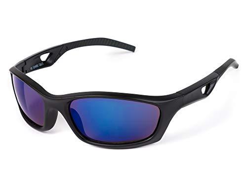 Kiddus Sporty Sports Sonnenbrillen für Mädchen und Jungen, beste Sicherheit und UV-Schutz 400 für Outdoor-Aktivitäten