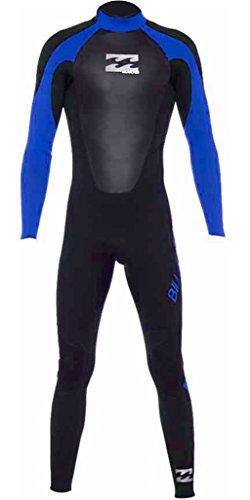 BILLABONG Jungen Neoprenanzug Intruder 302 GBS, Blue, 12, 043B15 BIPP 20