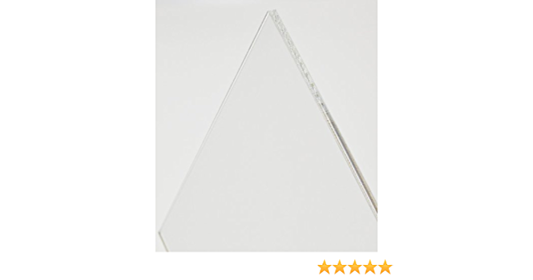 45 x 35 cm Acryl-Zuschnitt//Plexiglas-Platte schwarz 3mm XT