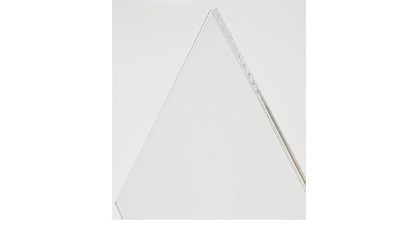 Acryl-Zuschnitt//Plexiglas-Platte transparent 110 x 20 cm 3mm XT
