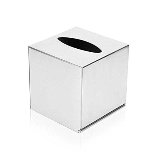 ZYT Piazza scatola di acciaio inox spessore carta velina utensili da asciugamano tubo Continental ristorante alla moda di pompaggio di pompaggio . bright light