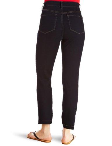 NYDJ Damen Tapered Jeans 38033 Blau (Navy)