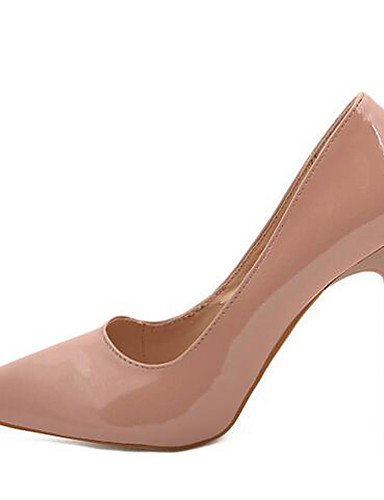 WSS 2016 Chaussures Femme-Mariage / Bureau & Travail / Décontracté / Soirée & Evénement-Noir / Rouge / Amande-Talon Aiguille-Talons-Talons- red-us8 / eu39 / uk6 / cn39