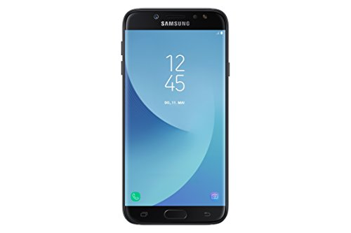 Samsung Galaxy J7 DUOS Smartphone (13,93 cm (5,48 Zoll) Touch-Display, 16 GB Interner Speicher, Android 7.0) Schwarz (Office-notebook Mobile)