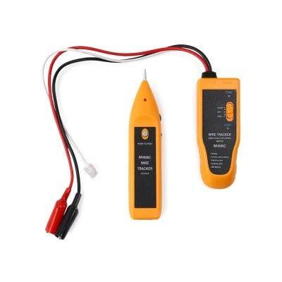 RanDal Rastreador De Tóner Por Cable Lan De Whdz Wh806C - Amarillo