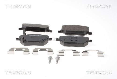 TRISCAN 8110 10793 - Kit pastiglie freno a disco