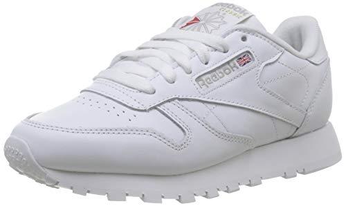 Reebok, Sneaker Uomo/US Frauen, Nero (Schwarz/Gum), 37.5 EU