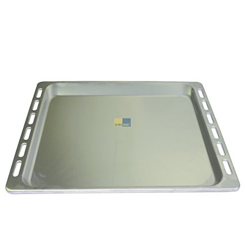 ORIGINAL Backblech Blech Backofen Aluminium Ofen Herd Bauknecht Whirlpool 481241838127 -