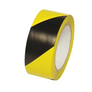 black-and-yellow-hazard-floor-marking-tape-50mm-x-33m