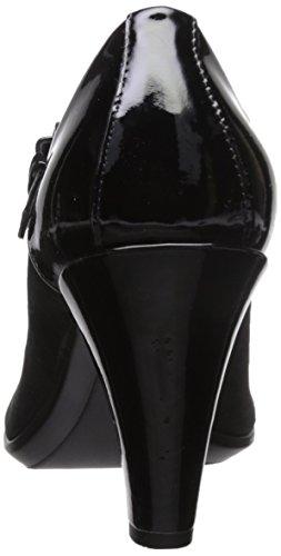 Ecco Damen Shape 75 Round Elegant Pumps Schwarz (Black/Black)