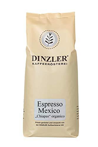 Espresso Mexico Chiapas - ganze Bohne - 250 g - Bio und Fairtrade