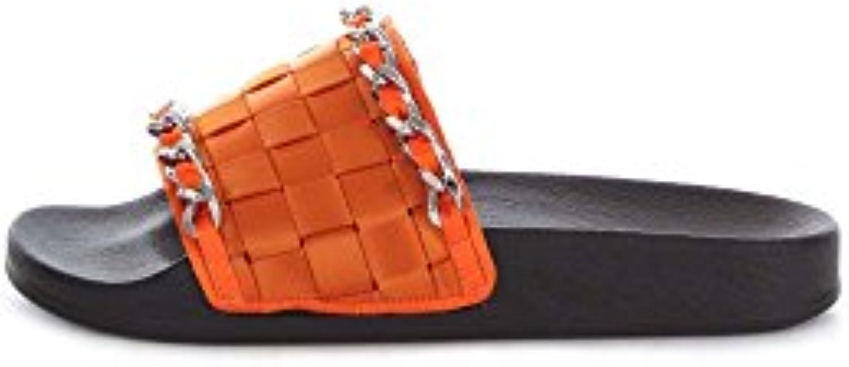 PINKO 1H20FS-Y4E1 Pantoletten Frau 2018 Letztes Modell  Mode Schuhe Billig Online-Verkauf