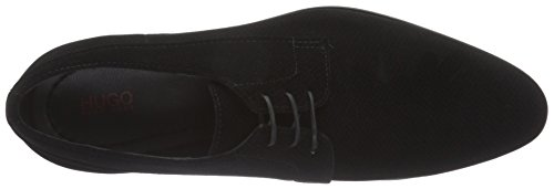 Hugo Dressapp_Derb_Vlt 10195387 01, Oxfords Homme Noir (Black 1)