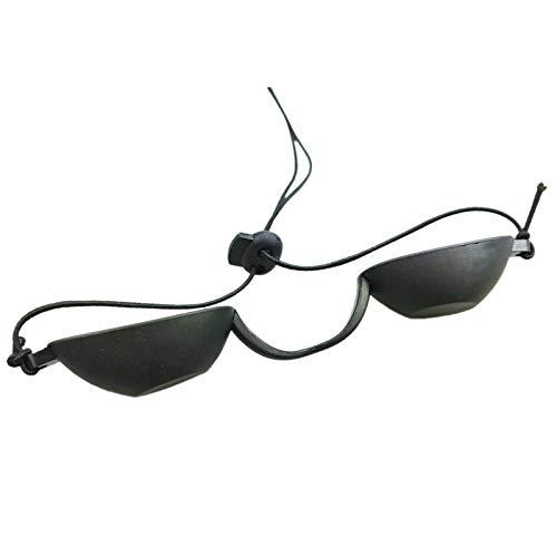 JVSISM Flexibler Uv Augen Schutz Sonnen Schutz Im Innen Und Au?enbereich Sonnenschutz Brillen Sonnen Baden Sonnen Brillen