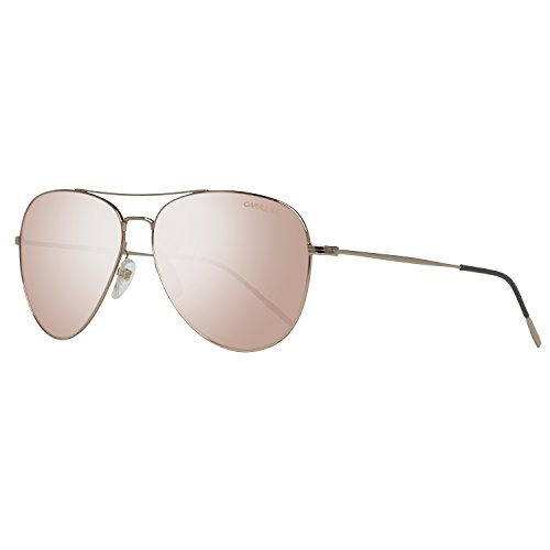 Carrera Gafas de sol para Mujer, Dorado (Gold) 59.0