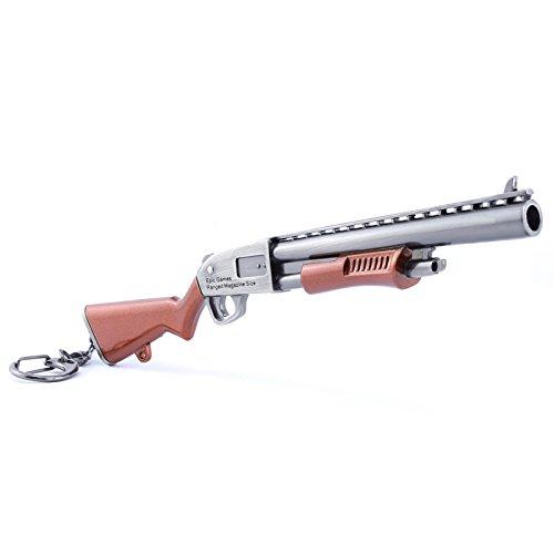 Xin Boho Juego 1/6 Bomba metálica Escopeta acción gráfica Juguete S