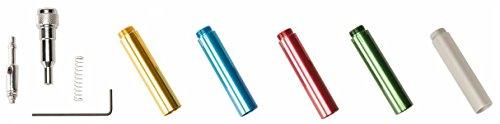 Iwata Triple Action Handle - 5 Griffendstuecke - Fuer Iwata Airbrush Pistolen - 5 Farben