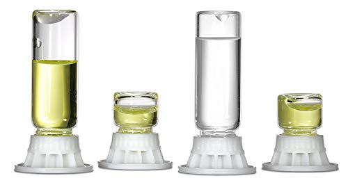 Ameisentränke Mini 1 mL und 4 mL Combo-Set: Für Wasser, Zuckerwasser oder Ameisennektar (4 Stck.)