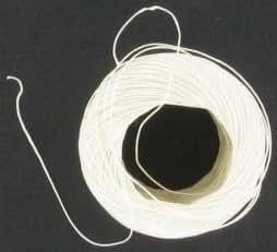 Une bobine de fil de lin de 50 mètres pour les colliers, maquettes Bricolage
